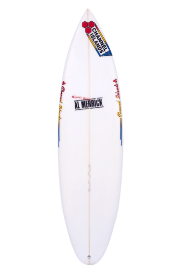 "5.10ft Al Merrick ""Retro Quad"" model"