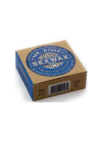 sex wax base tropic 1